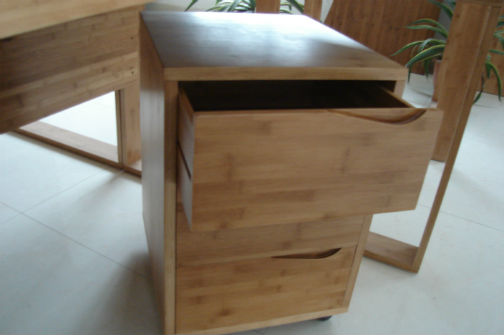 Bamboo room cabinets